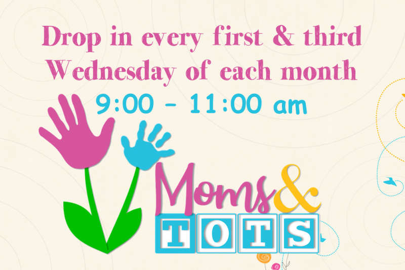 MOMS & TOTS DROP-IN