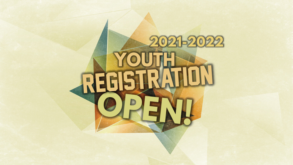 2021 Youth Registration